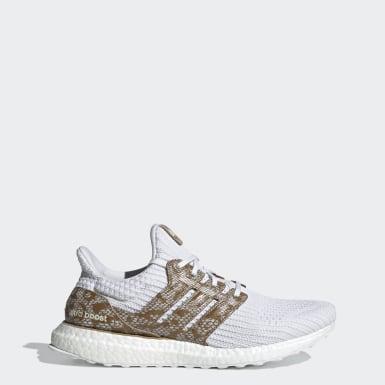 Men Running Brown Ultraboost Shoes