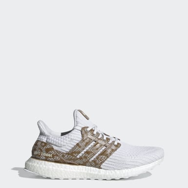 Men Running Brown Ultraboost Shoes