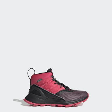 Chaussure RapidaRun ATR Noir Enfants Running