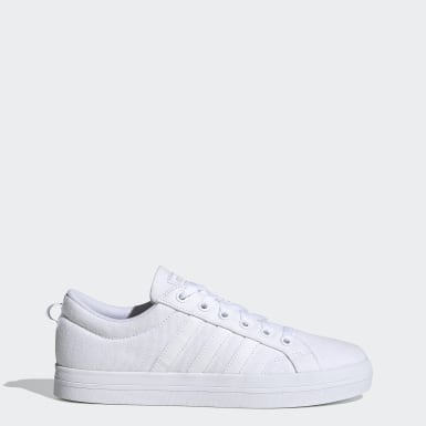 Women's Essentials White Bravada Clean Shoes