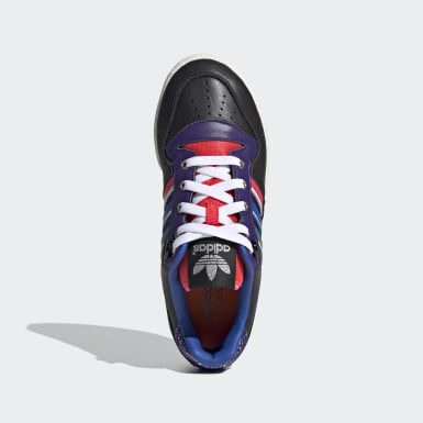 Dames Originals Zwart Rivalry Low Schoenen