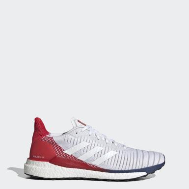 Sapatos Solar Glide 19 Branco Homem Running