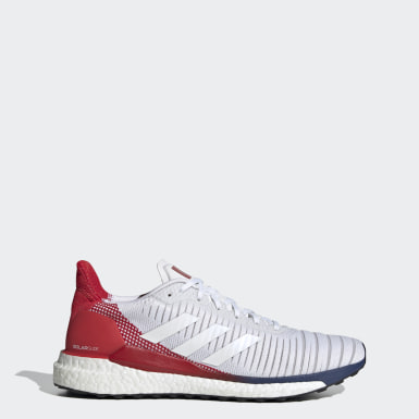 Solar Glide 19 Shoes Blanco Hombre Running