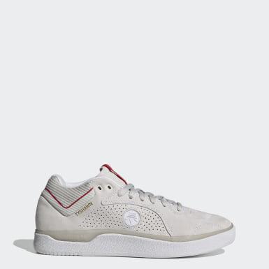 Sapatos Tyshawn x Thrasher Branco Homem Originals
