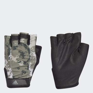 Running Multicolour Training Gloves