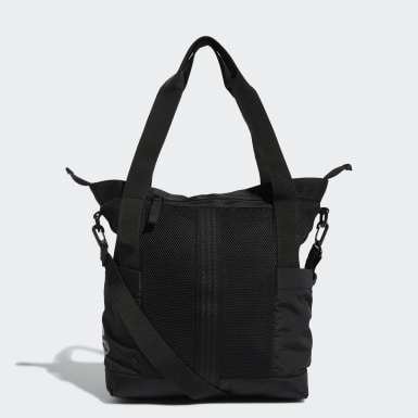 Women Training Black All Me Tote Bag