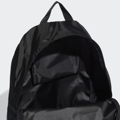 Originals Black Packable Backpack
