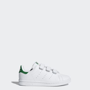 Kids 4-8 Years Originals White Stan Smith Shoes