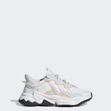 Sapatos OZWEEGO Branco Criança Originals