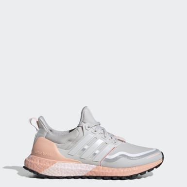 Women's Running Grey Ultraboost Guard Shoes