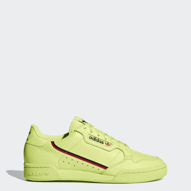 Men's Originals Green Continental 80 Shoes