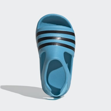 Infants Originals Turquoise Adilette Play Slides