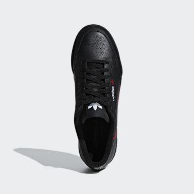 черный Кроссовки Continental 80