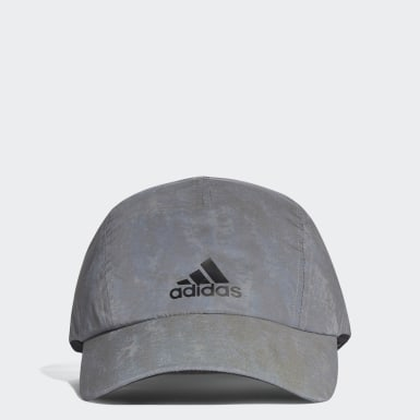 Gorra Run Reflective Gris Running