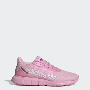 Women Originals Pink Swift Run RF Shoes
