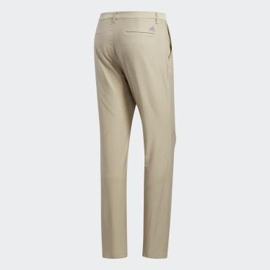 Pants Ultimate 365 3-Stripes Rojo Hombre Golf