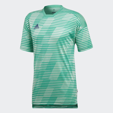 Men Football Green Tango Jersey
