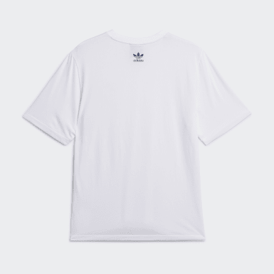Men Originals White HM Three-Pack Tee