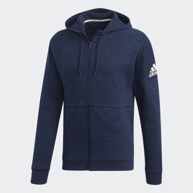 Men's Athletics Blue ID Stadium Jacket