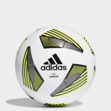 Pallone Tiro League Bianco Calcio