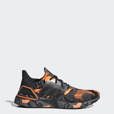 Heren Hardlopen Zwart Ultraboost 20 Schoenen