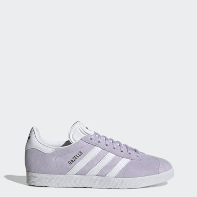Scarpe Gazelle Viola Donna Originals