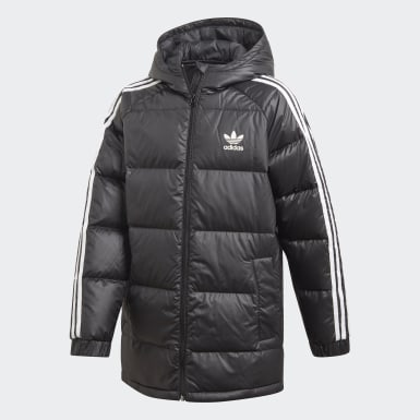 Barn Originals Svart Down Jacket