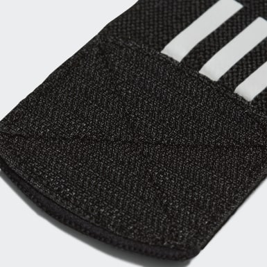 Football Black Ankle Straps