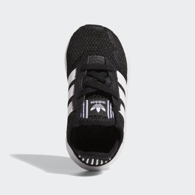 Infant & Toddler Originals Black Swift Run X Shoes