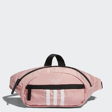 Originals Pink National 3-Stripes Waist Pack