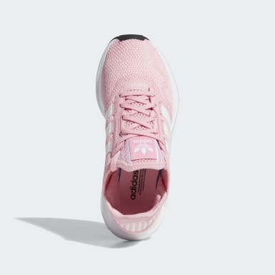 Kinder Originals Swift Run X Schuh Rosa