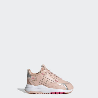 Kids Originals Pink Nite Jogger Shoes