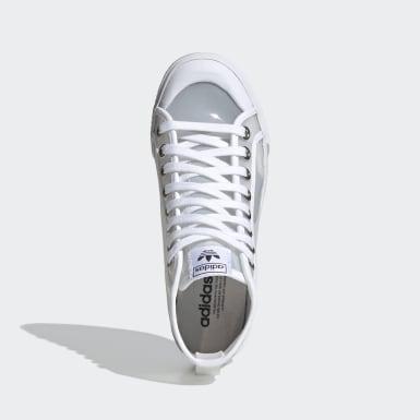 белый Высокие кроссовки Nizza Jelly