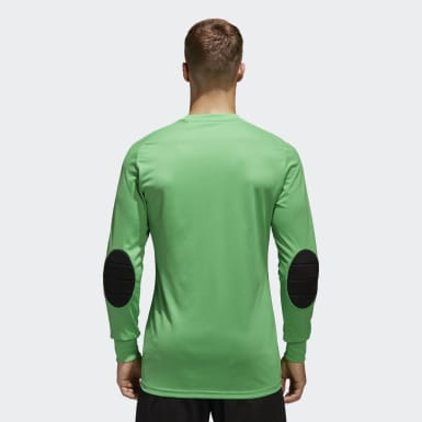 Men's Soccer Green Assita 17 Goalkeeper Jersey