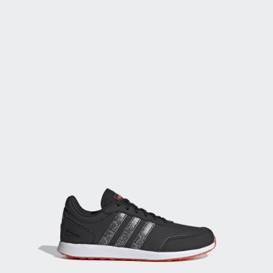 Kids Sport Inspired Black VS Switch Shoes