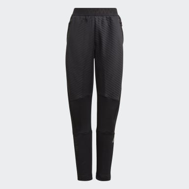 Boys Winter Sports Black COLD.RDY Tapered Joggers