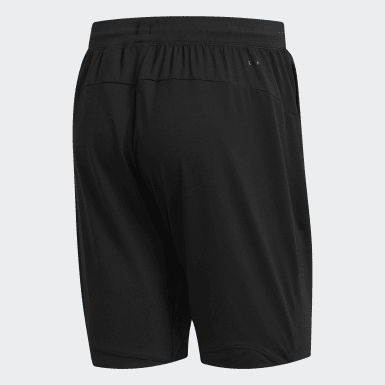 Shorts 4KRFT Sport Ultimate Knit 23 cm Negro Hombre Training