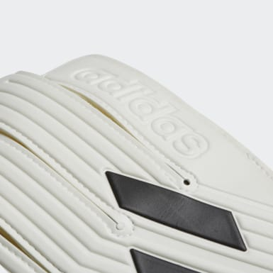 Soccer White Tiro Club Goalkeeper Gloves