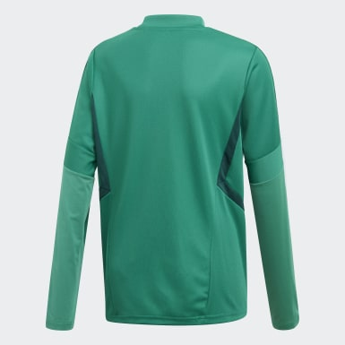 Kinderen Training Groen Tiro 19 Training Sweater
