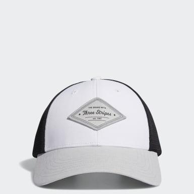 Printed Mesh-Back Hat
