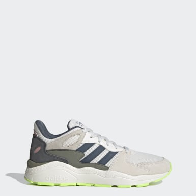 Chaussure Chaos Blanc Hommes Running