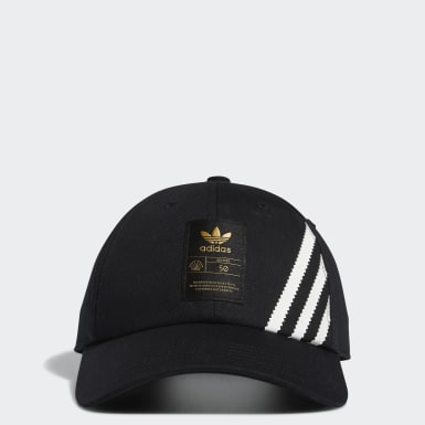 Originals Black SST 50 Relaxed Hat