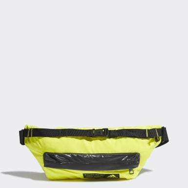 Women Training Yellow Sport Casual Waist Bag