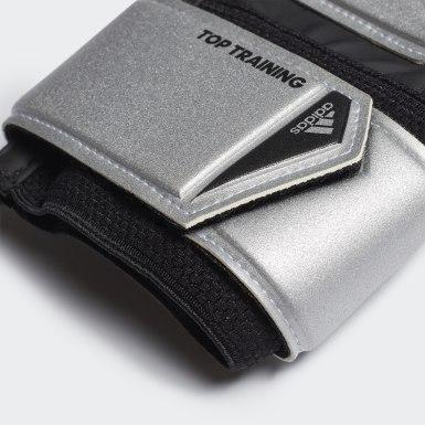 Futbal strieborná Brankárske rukavice Predator Top Training