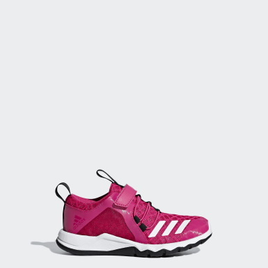 Girls Training Pink RapidaFlex Shoes