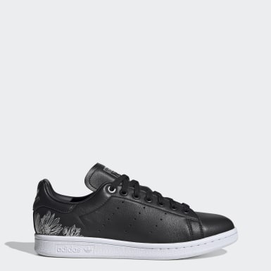 Stan Smith Sko Svart