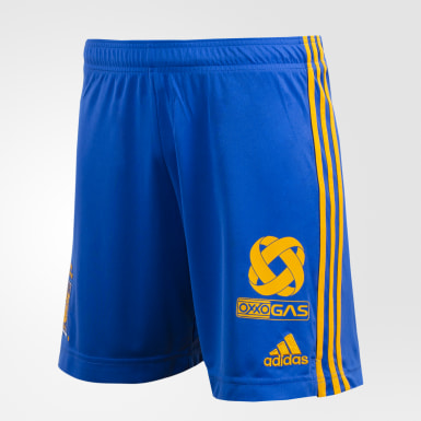 Shorts Visitante Tigres UANL 20/21 Azul Hombre Fútbol