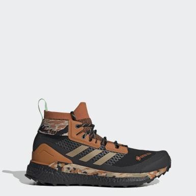 TERREX zwart Terrex Free Hiker GTX Hiking Schoenen