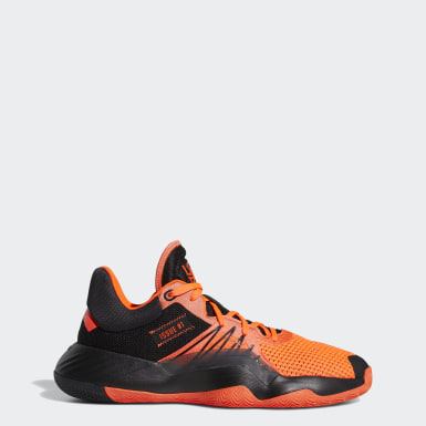 Heren Basketbal Zwart D.O.N. Issue #1 Schoenen