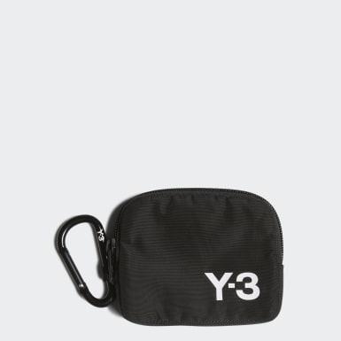 Y-3 Y-3 Logo Tasche Schwarz